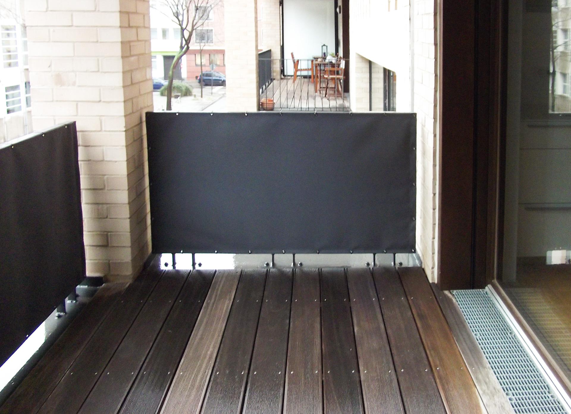 Balkonbespannung Raumausstattung Silko Schuler Koln Nippes