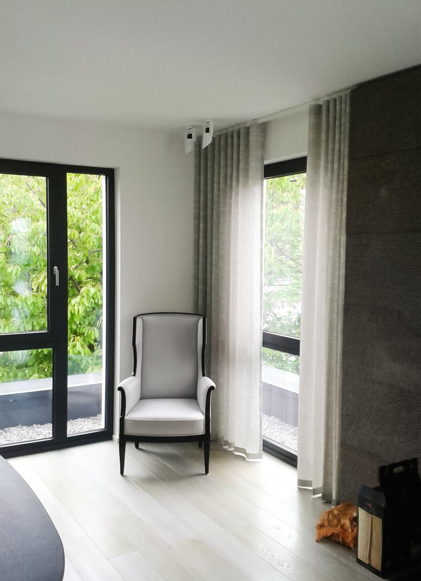wavevorh nge raumausstattung sch ler raumausstatter in. Black Bedroom Furniture Sets. Home Design Ideas
