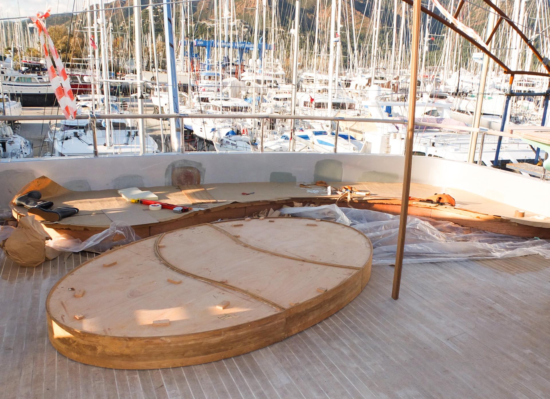 11_Raumausstattung_Schueler_Koeln_Nippes_textile_Bootsausstattung_Yacht